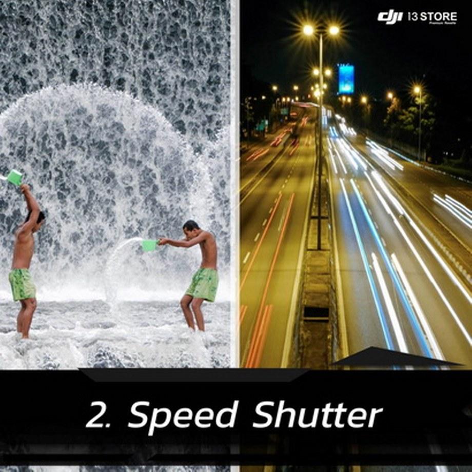 Speed Shutter ความไวชัตเตอร์