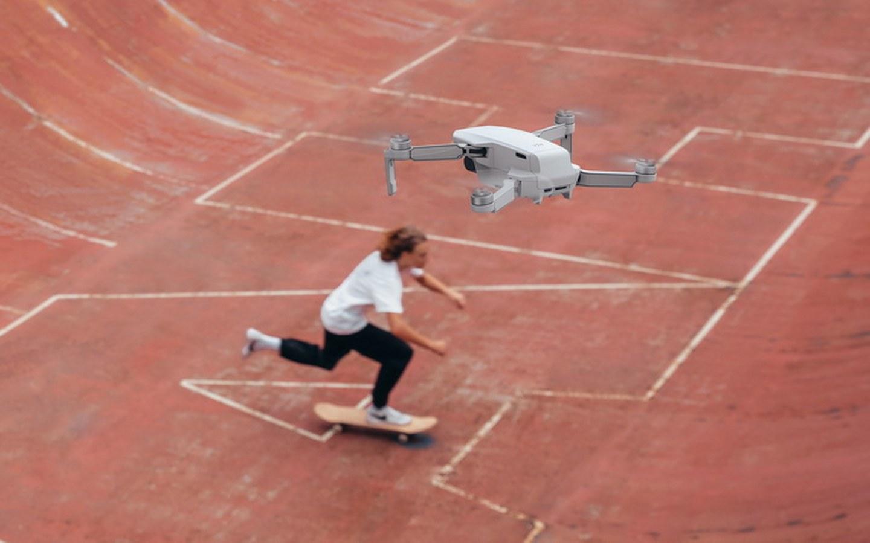Drone-Follow-Me