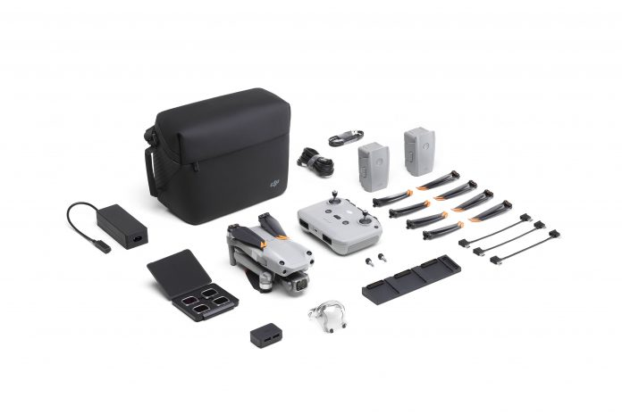DJI-AIR-2S-Fly-More-Combo-unboxing