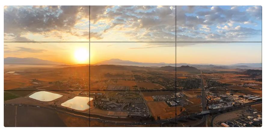 dji om 5 panorama