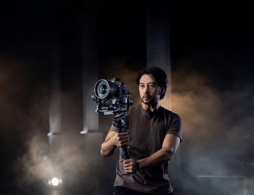 DJI RS 2_Camera Man Solo