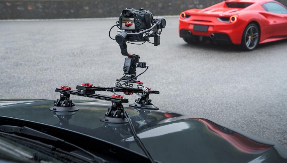 DJI RS 2_Car Shooting