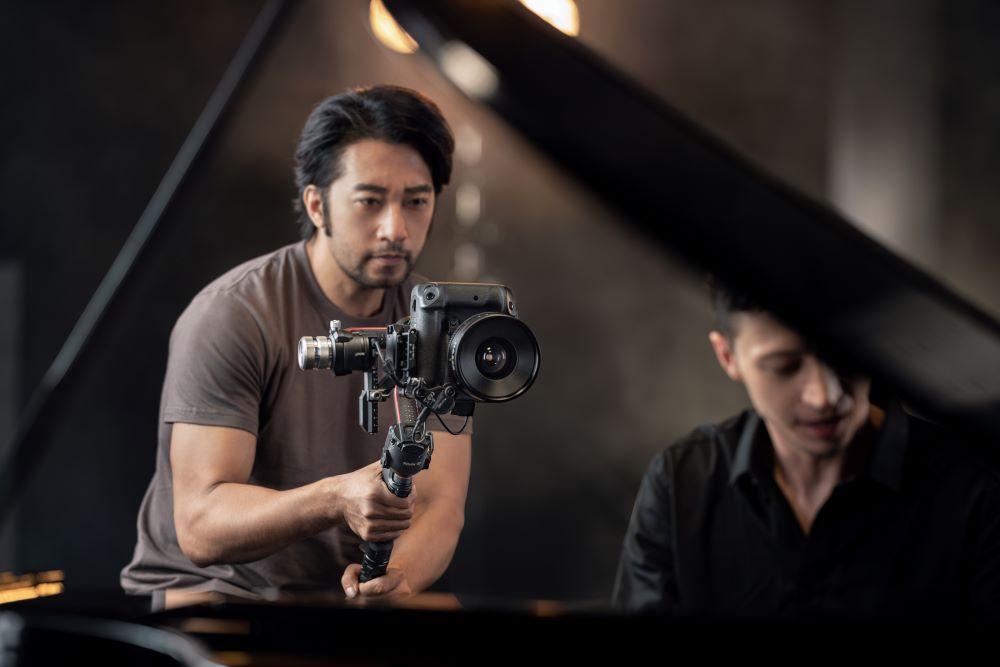 DJI RS 2_Vertical Shooting