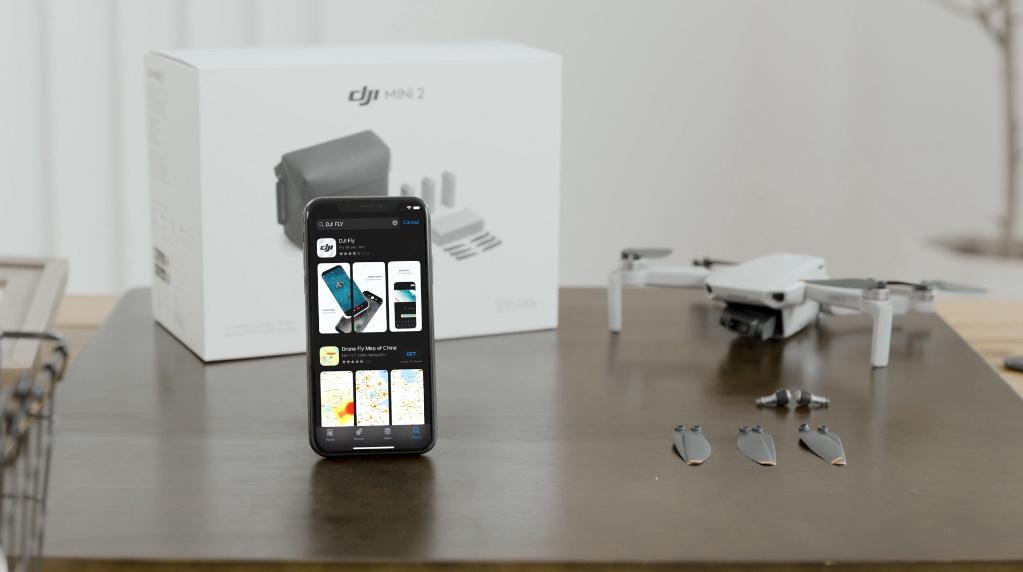 DJI-Fly-App
