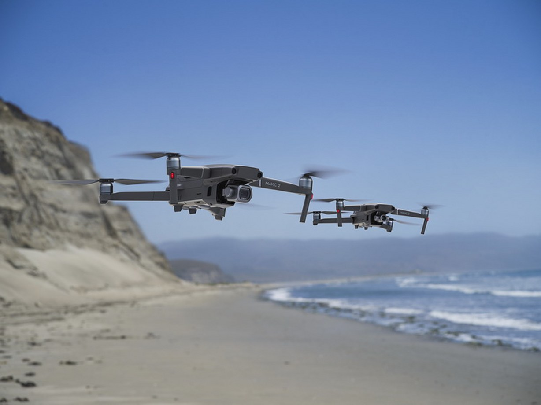 Best Camera Drones-Mavic 2