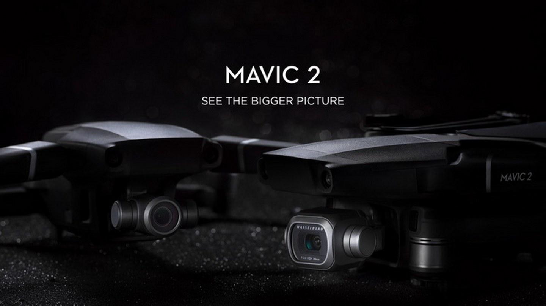Mavic 2 See The Bigger Picture