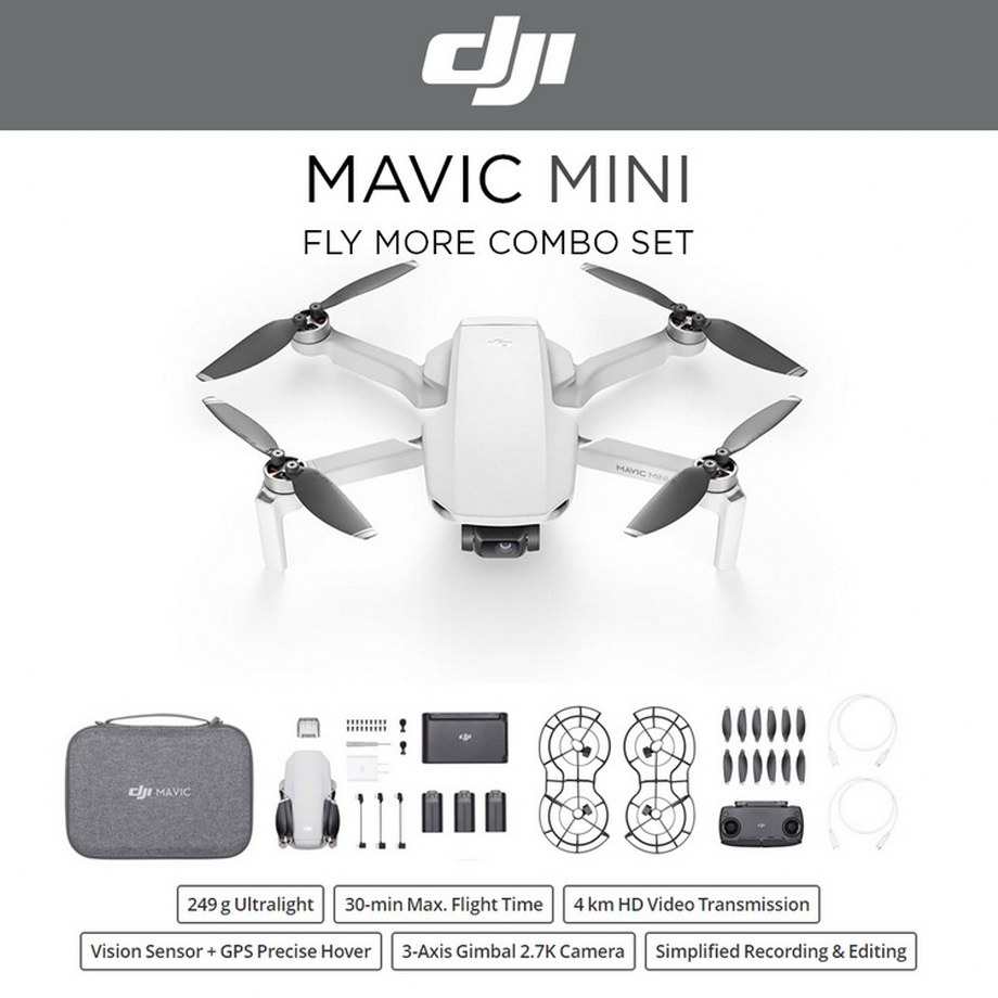 DJI-Mavic-Mini-Combo