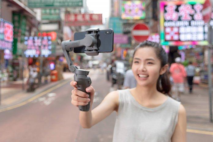 Osmo Mobile 3-Hong Kong Lifestyle