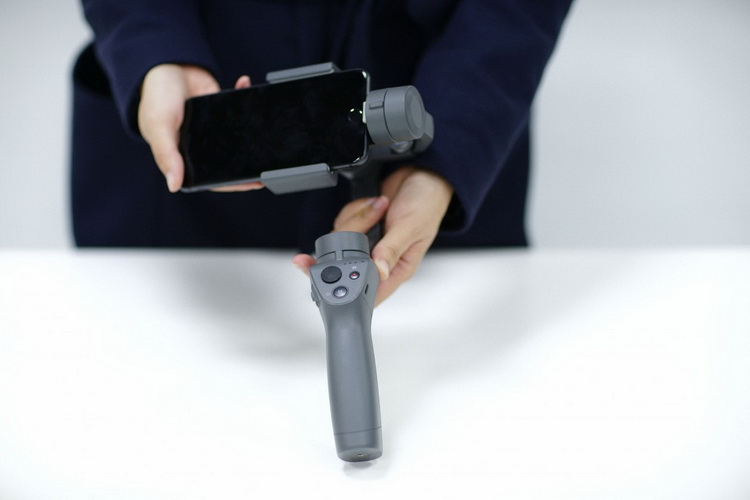 Osmo Mobile 2 Lighter and Smaller