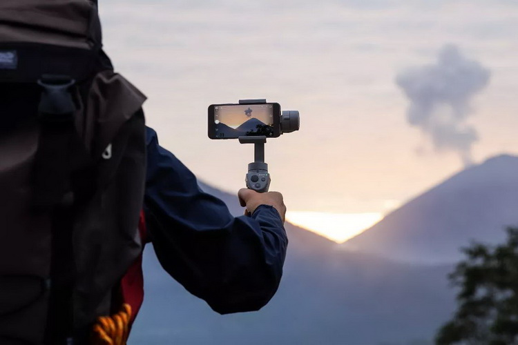Osmo Mobile 2 Record Your Travels