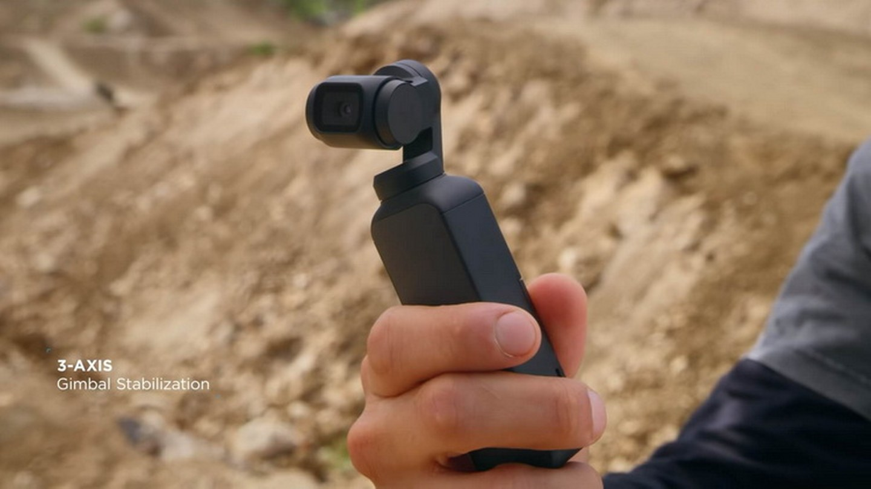Osmo-Pocket-Gimbal-Stabilizer
