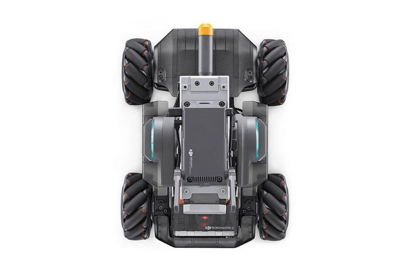 Robomaster S1-Mecanum Wheels