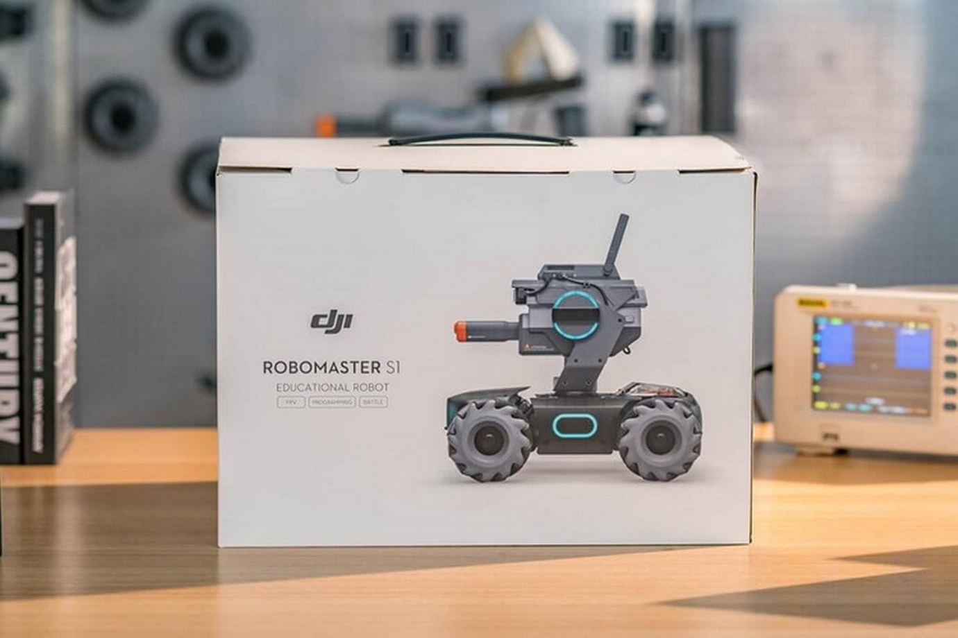 Robomaster S1-Outer Packaging