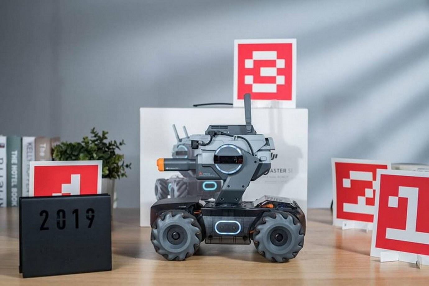 The Robomaster S1