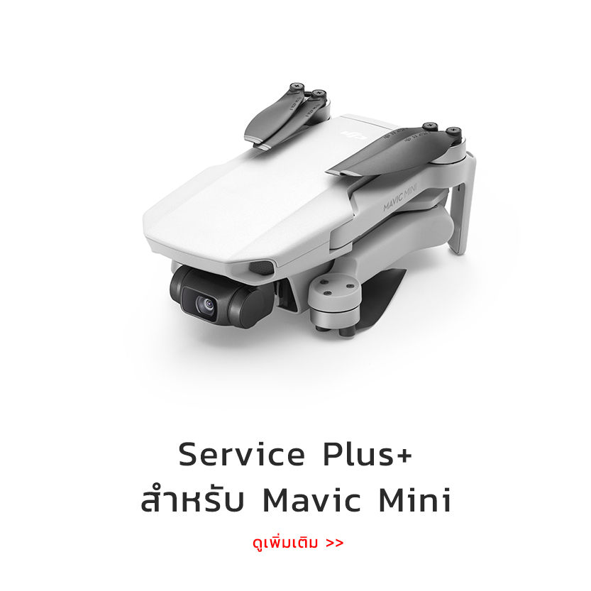Service Plus for Mavic Mini